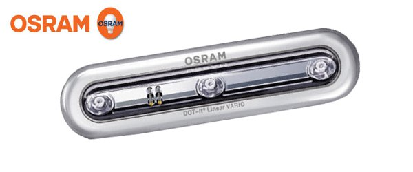 osram led dot it linear vario neu led leuchte nachtleuchte osram dot it ovp ebay. Black Bedroom Furniture Sets. Home Design Ideas